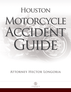 Houston Motorcycle Accident Guide