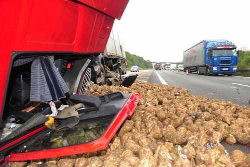 Truck Accident Fault