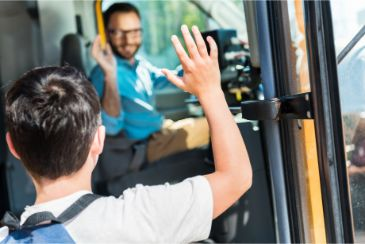 Determining Fault in a Bus Accident