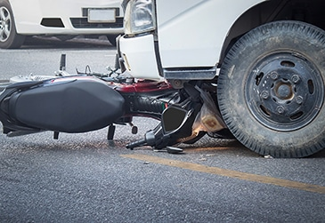 Motorcycle Accident Passenger Injury Claims